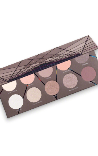 palette maquillage zoeva the beautyst