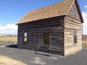 The new cedar shake roof!