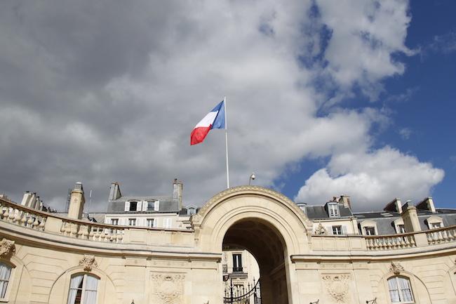 Paris - Palais de l'lyse