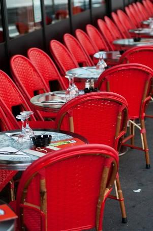 Scenic Samedi  French Cafes