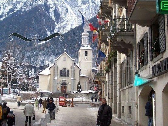 Scenic Samedi  Chamonix
