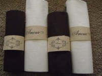 DIY Projects: Printable Napkin Rings