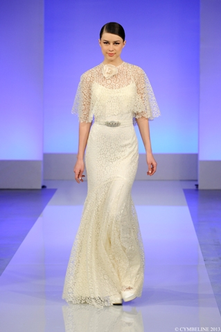 French Wedding Dresses Cymbeline 2013 Collection