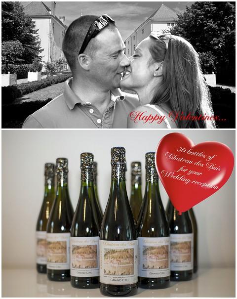 free wedding wine