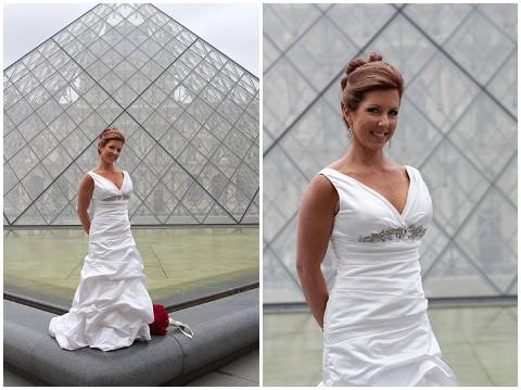 Belle Momenti mature bride