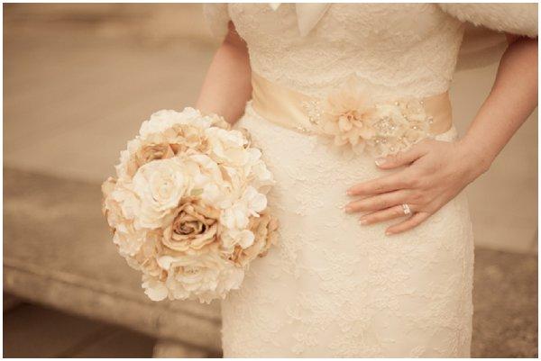 Eugenia Couture rendas vestido de noiva
