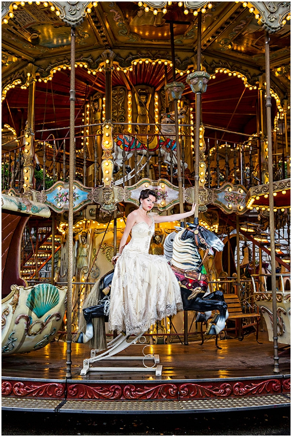 Vintage Glamour With Kel Leigh Couture In Paris
