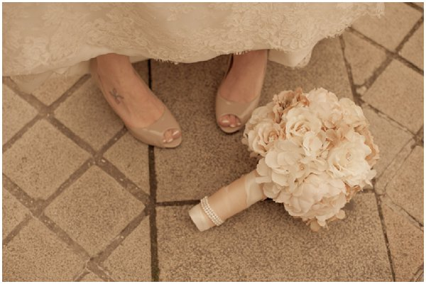 bouquet de noiva branco creme