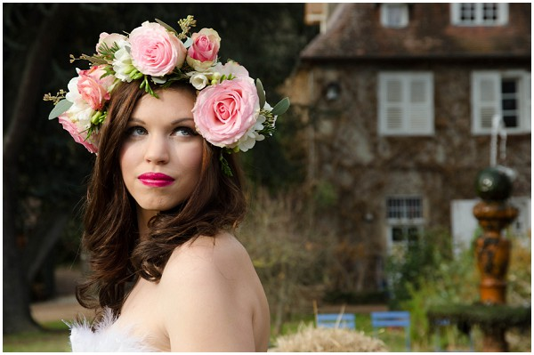 French Bohemian Wedding Flower Ideas