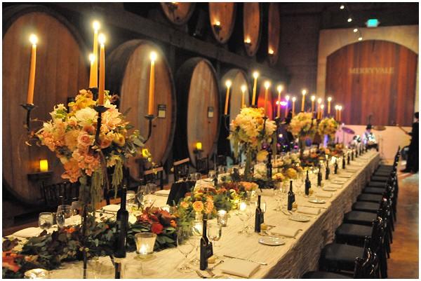 Romantic Napa Valley Vineyard Wedding By Krystal Kenney