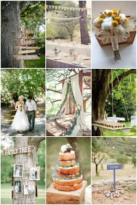 Backyard BBQ Wedding Ideas