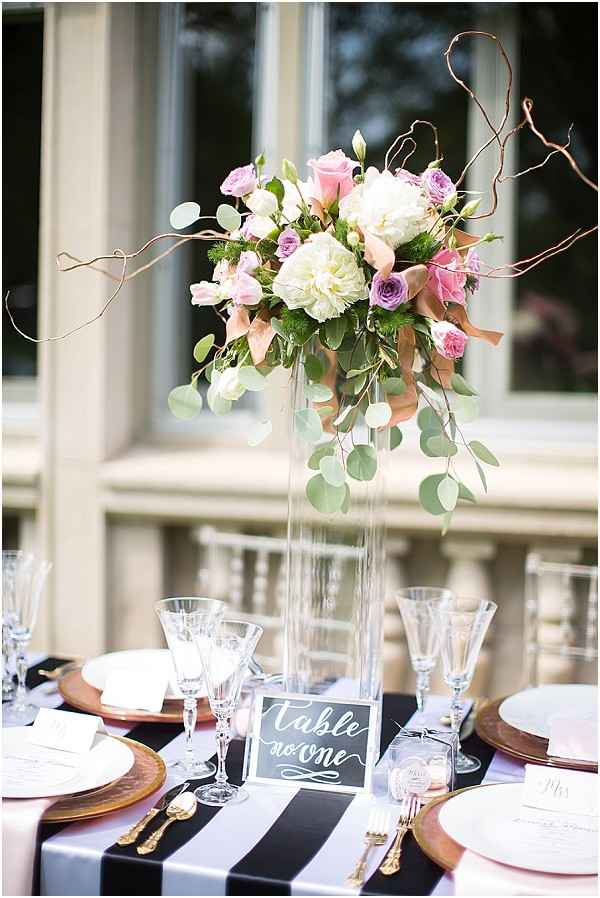 Pretty Parisian Wedding Inspiration by Poly Mendes