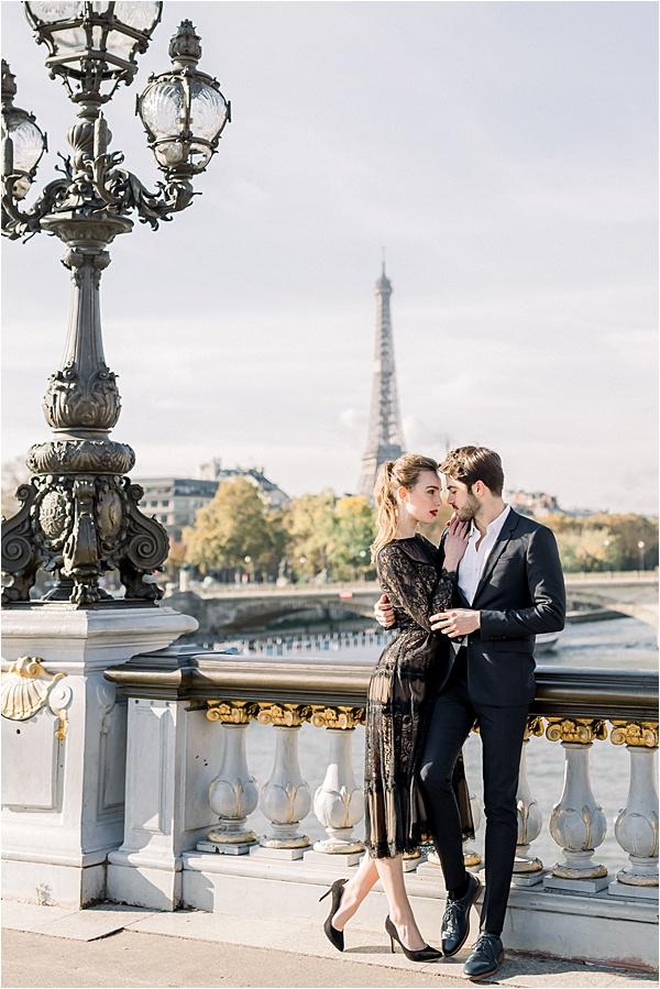 Photoshoot Pont de Paris