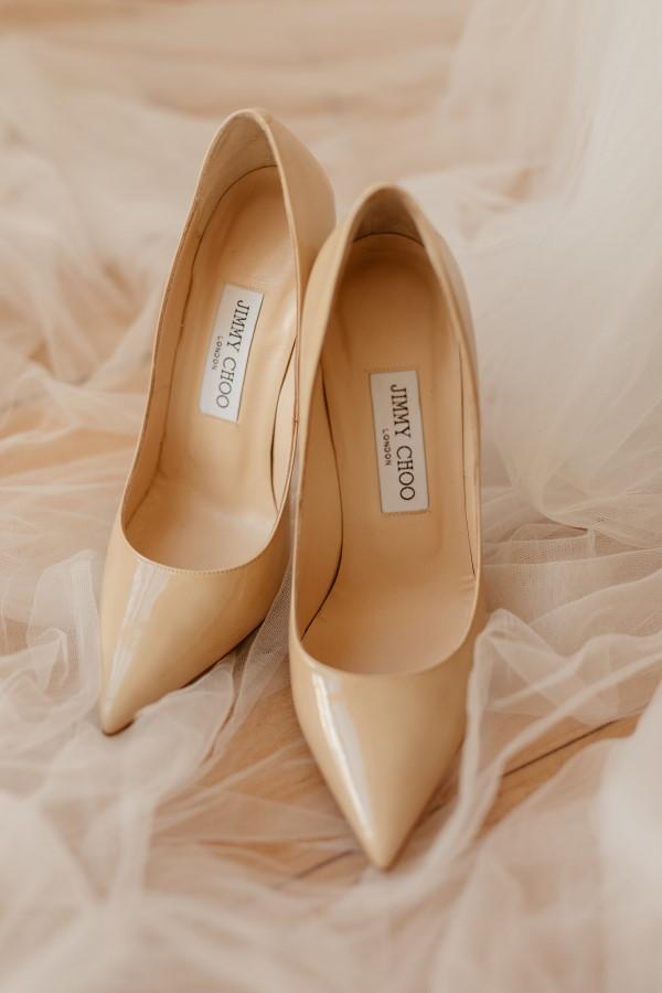 Chaussures de mariage Jimmy Choo