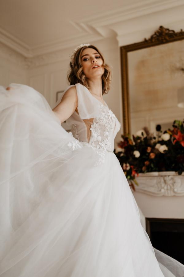 Robe de mariée Top Bridal France