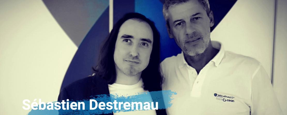 Seb Destremau et Fred Hermelin