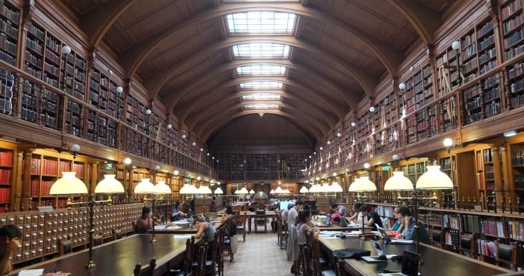 Hidden Paris: Hôtel de Ville Library