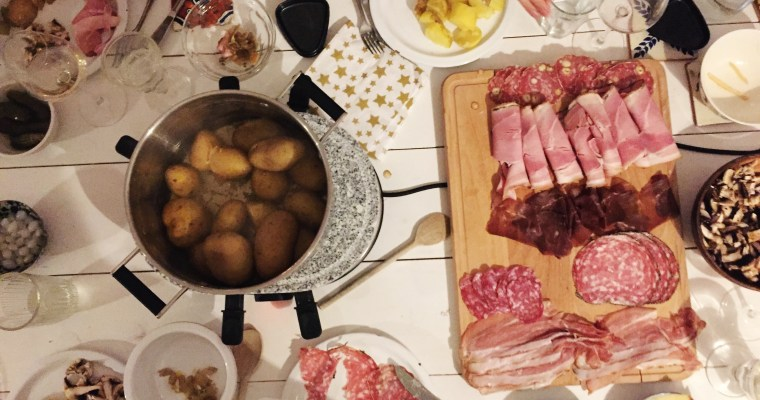 The Glorious World of Winter French Food