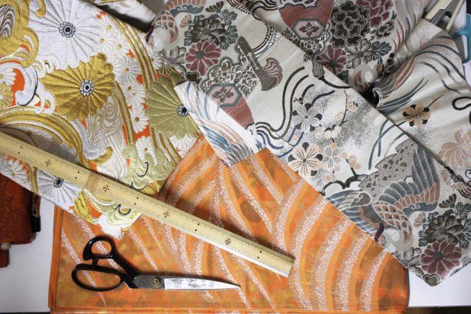 Les obi pour la couture