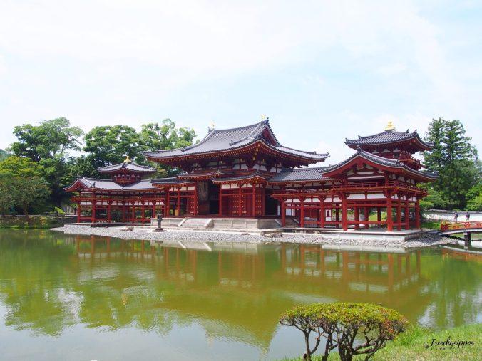 Byodo-in, le temple du phoenix de Uji
