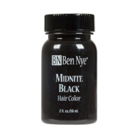 Ben Nye Liquid Hair Color Midnight Black