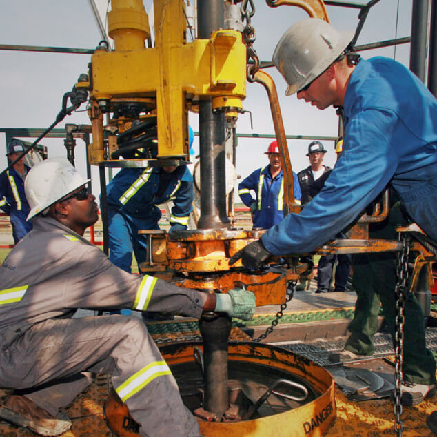 north dakota oil work services