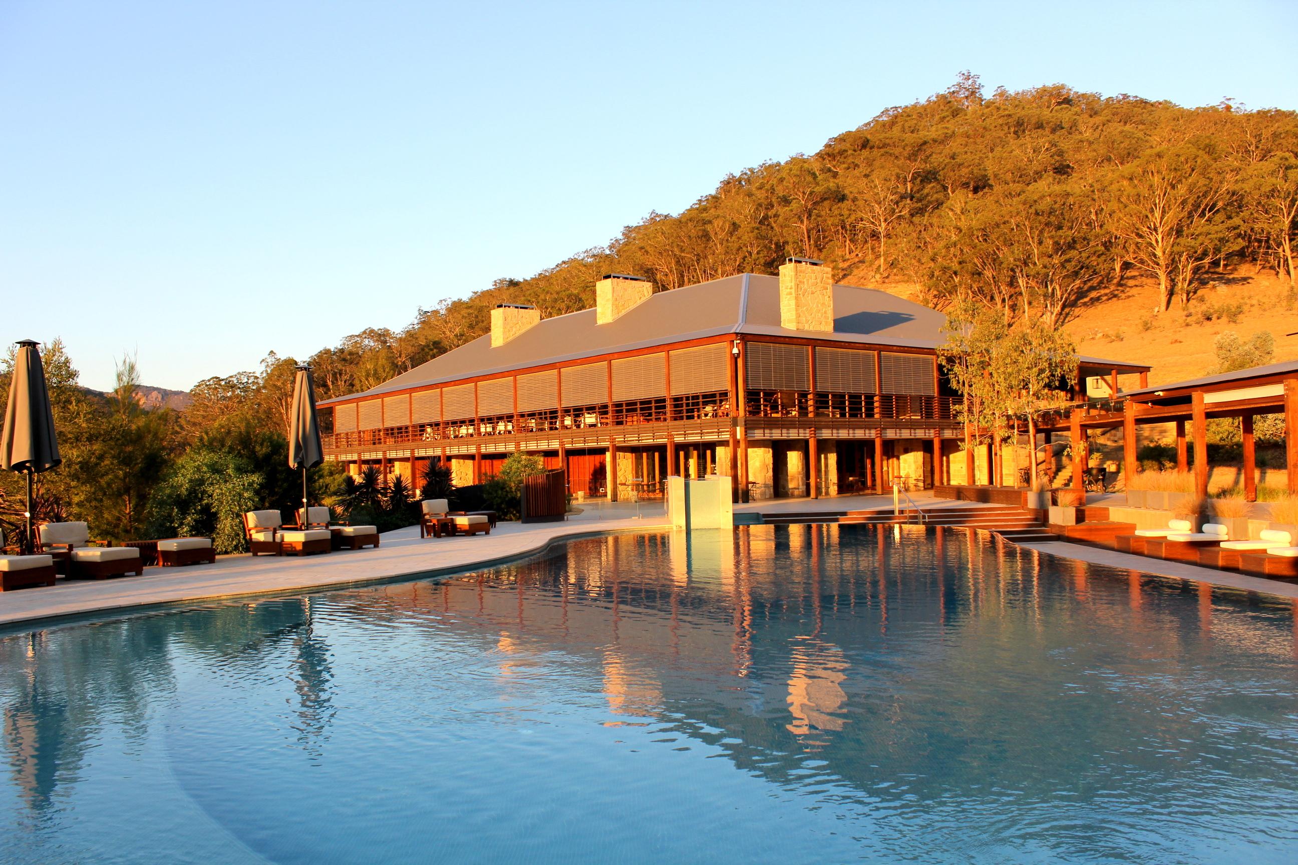 One&Only Wolgan Valley: Best Resort in Australia? Part 1