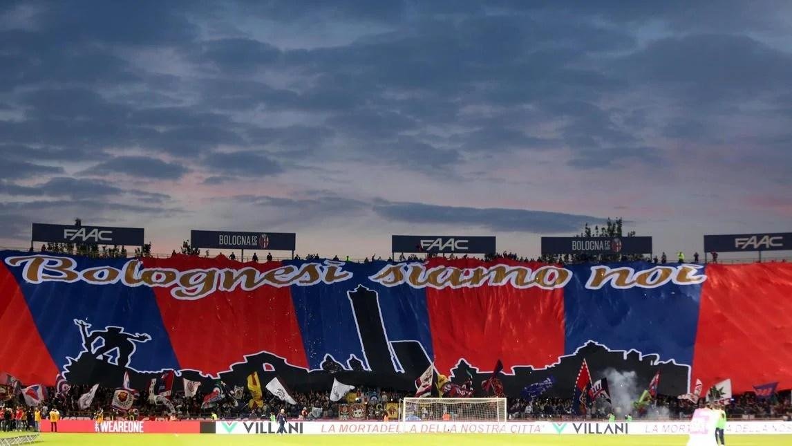 Calcio Doveri combinaguai rovina la festa al Bologna Saputo fa contenti i bolognesi  Radio