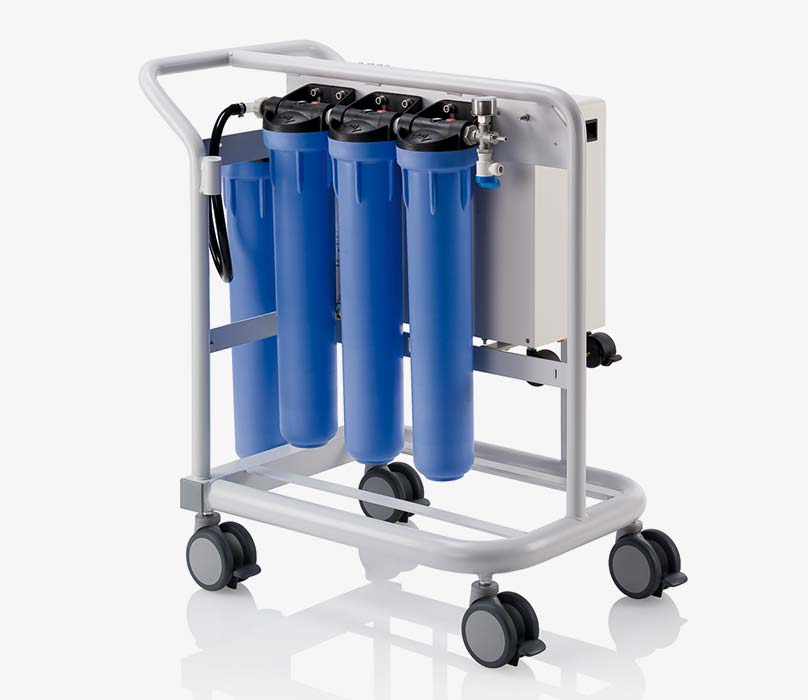 Portable Water Supply System