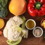 WOCHENPAKET mit drei vegetarischen Gerichten für 2/4 Personen