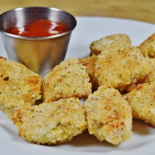Baked Chicken Nuggets - www.freshapron.com