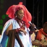 Fantani Touré, International Festival of Women, Bamako, Mali 2014