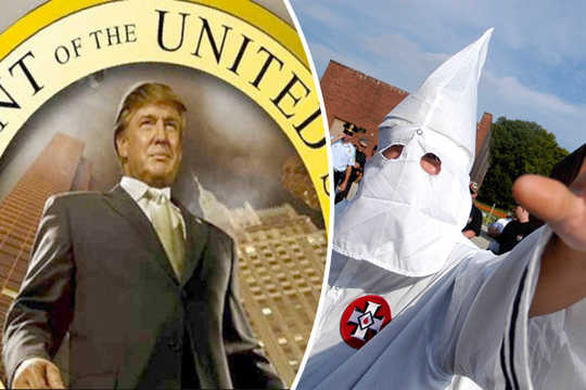 North Carolina KKK Group Plans Victory Parade In Honor Of Donald Trump!