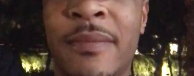 """T.I. Gets Pulled Over by Cops Who """"Look Like Trump Supporters"""""""
