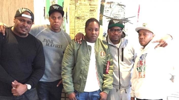 The Lox Sign New Deal with Roc Nation, Announce Upcoming Album