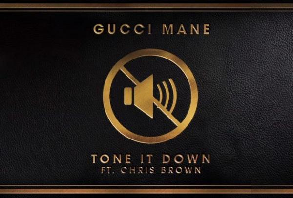 Gucci Mane Ft. Chris Brown - Tone It Down (Audio)
