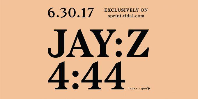 Jay Z Announces New Album '4:44'