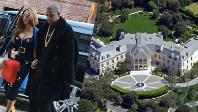 Beyonce and Jay Z Close on Bel-Air Mansion