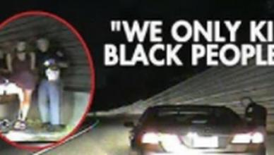 """Georgia CopLt. Greg AbbottTries To Calm Scared White Driver By Telling Her: """"We Only Kill Black People"""" (Video)"""
