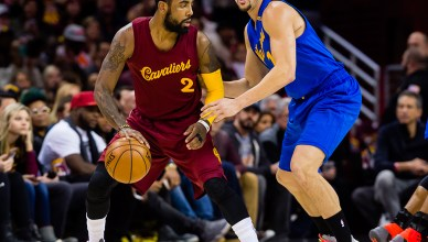 Warriors Wanted To Trade Klay Thompson For Kyrie