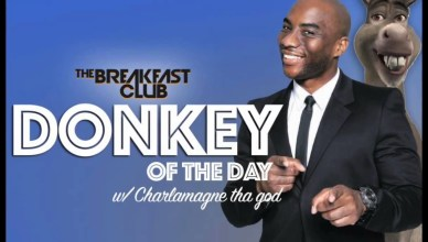 "Charlamagne Gives 'Tariq' From POWER, ""Donkey Of The Day"""