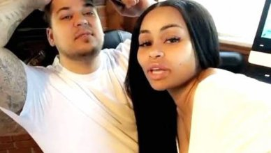 Rob Sues Blac Chyna, Claims She Choked Him with iPhone Cord