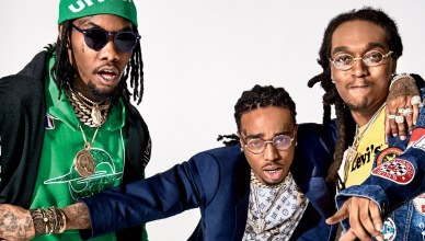 Migos Predicts They'll Be Inducted in Rock & Roll Hall of Fame in 20 Years