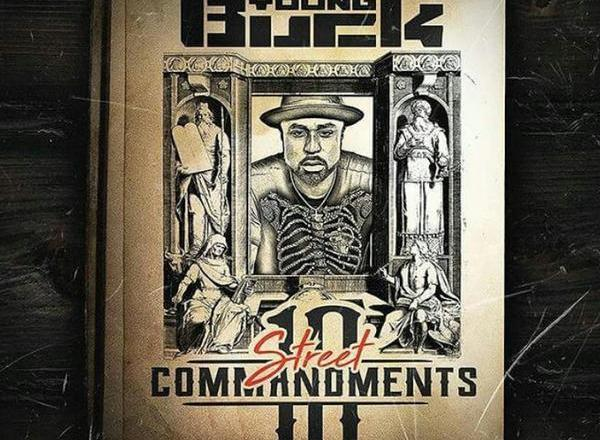 Young Buck - 10 Street Commandments (Album Cover/Tracklist/Release Date)