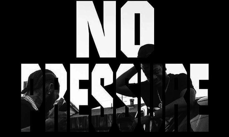 Nipsey Hussle x Bino Rideaux - No Pressure (Mixtape Stream/Download)
