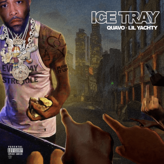 """Quavo From Migos Goes At Joe Budden in NEW Song/Video """"Ice Tray"""" (Preview)"""