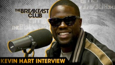 Kevin Hart Interview On The Breakfast Club! Lives His Truth, Opens Up