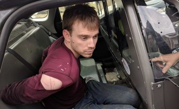 Manhunt For Waffle House Shooting Suspect Ends With His Capture