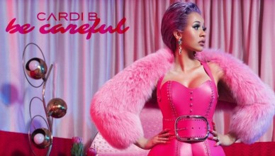 Cardi B – Be Careful [Official Audio]
