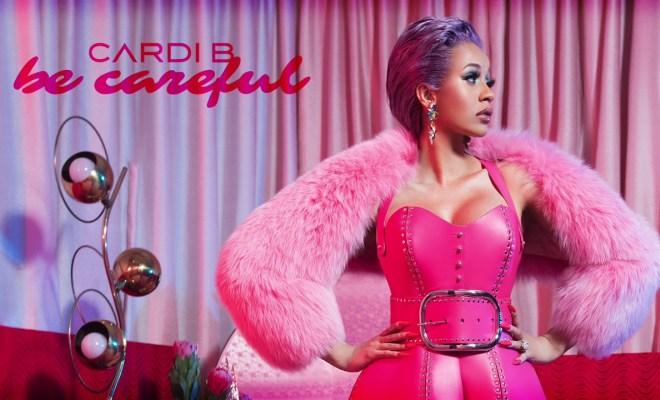 Cardi B – Be Careful [Official Audio]